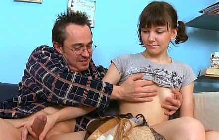 filha apresenta namorado